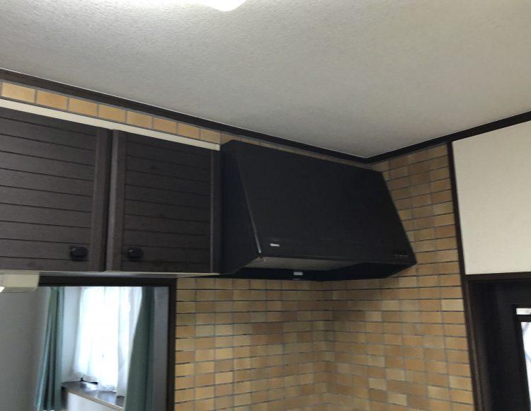 キッチン改装前写真