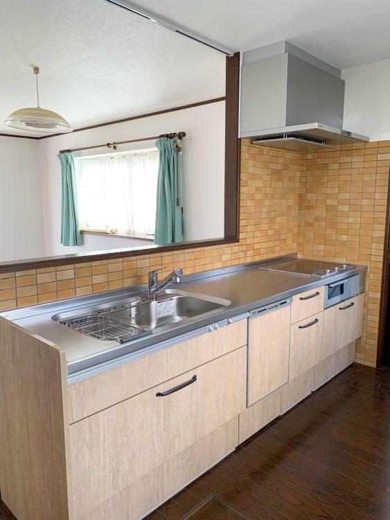 キッチン改装後写真